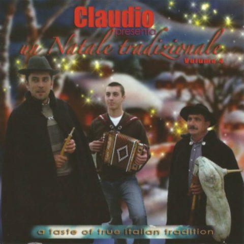 Claudio Volume 4: Un Natale Tradizionale