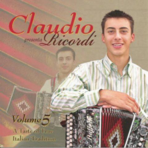 Claudio Volume 5: Ricordi