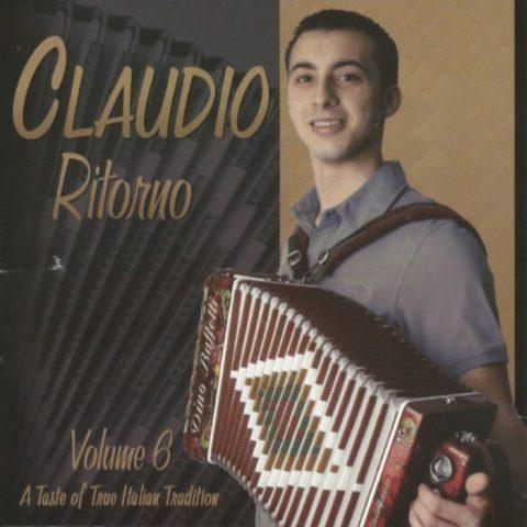 Claudio Volume 6: Ritorno